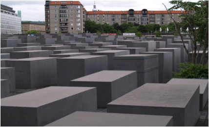 Holocaust- Mahnmal, Berlin