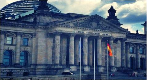 Berliner Reichstag, Berlin